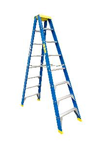 Bailey Ladders LADDER STEP DOUBLE SIDED 2.4M F/GLASS