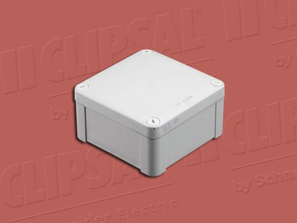 Clipsal ADAPTABLE BOX MUREVA 116X116X62MM
