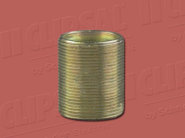 Clipsal NIPPLE STEEL 20MM