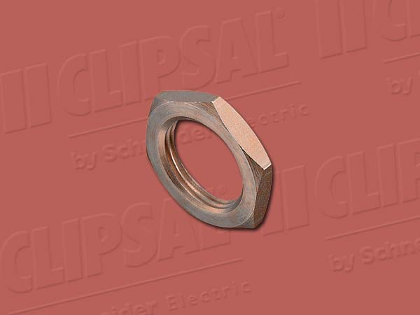 ClipsalLOCKNUT STEEL 25MM