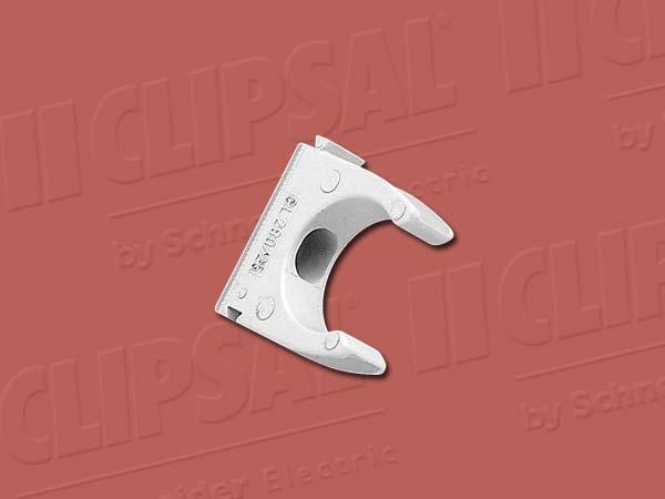 ClipsalCONDUIT CLIP 40MM PLASTIC