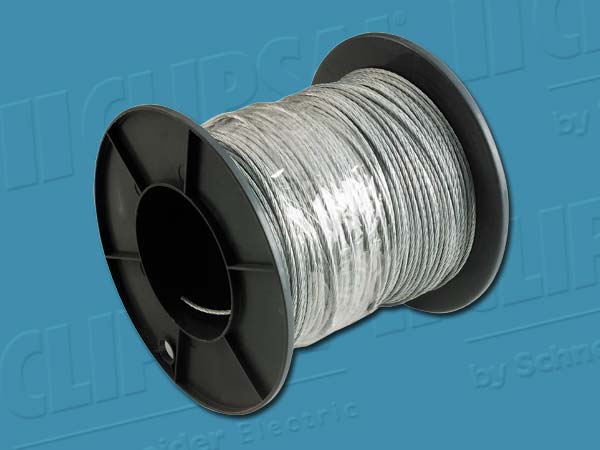 Clipsal CATENARY WIRE 180M ROLL