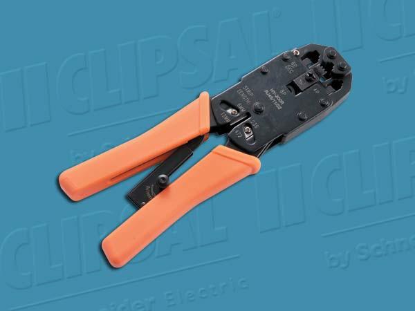 ClipsalPLUG CRIMPING TOOL RJ11 - RJ12 -RJ45