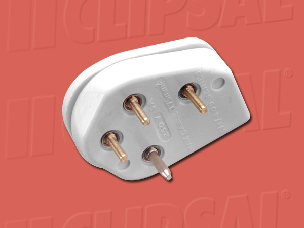 Clipsal CLOCK POINT PLUG TOP