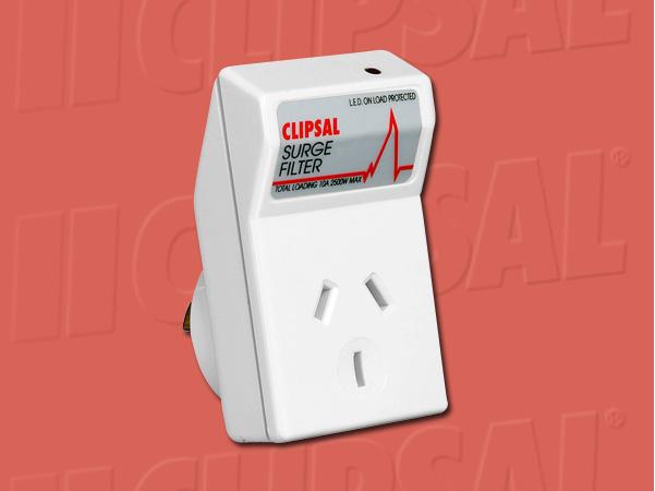 ClipsalSURGE FILTER PLUG/ADAPT