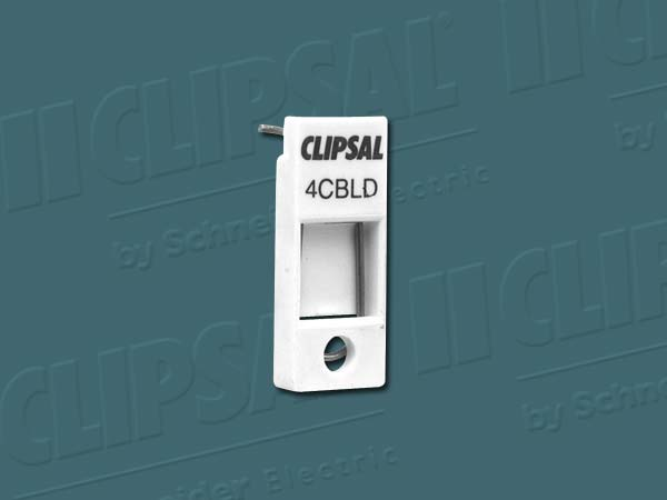 Clipsal PADLOCK DEVICE TO SUIT ALL MCB'S