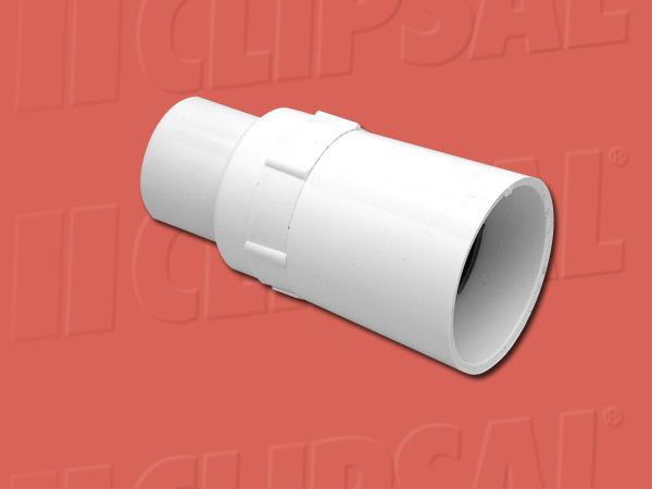 ClipsalLAMPHOLDER BC S/SKIRT 20MM CONDUIT TH WH