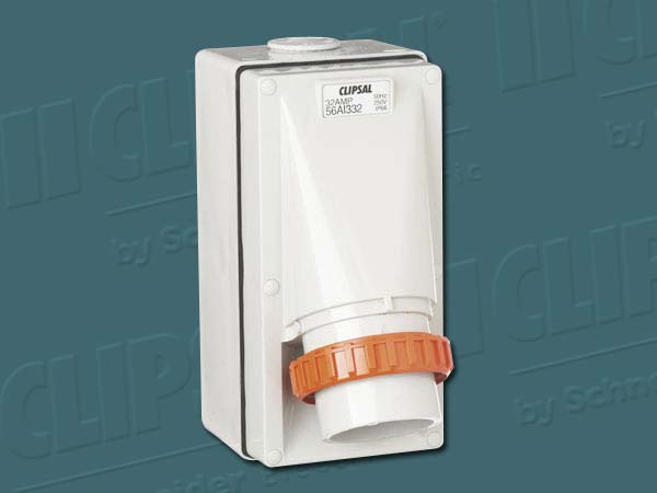 Clipsal APPLIANCE INLET 3 PIN 32A