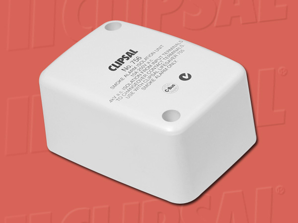 Clipsal SMOKE ALARM ISOLATION UNIT