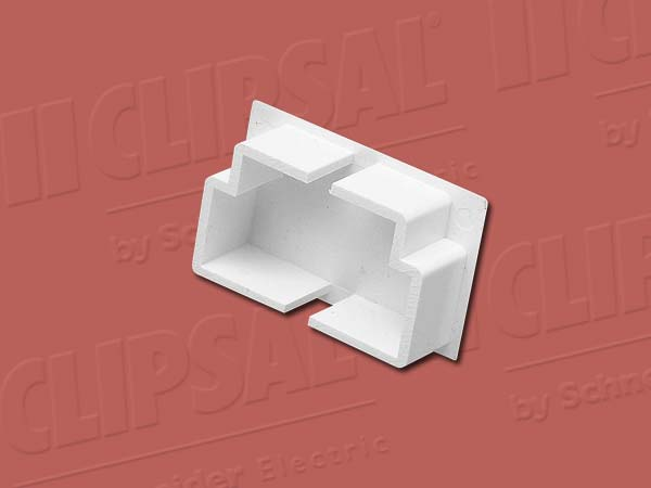 Clipsal END PLUG 40 X 25MM